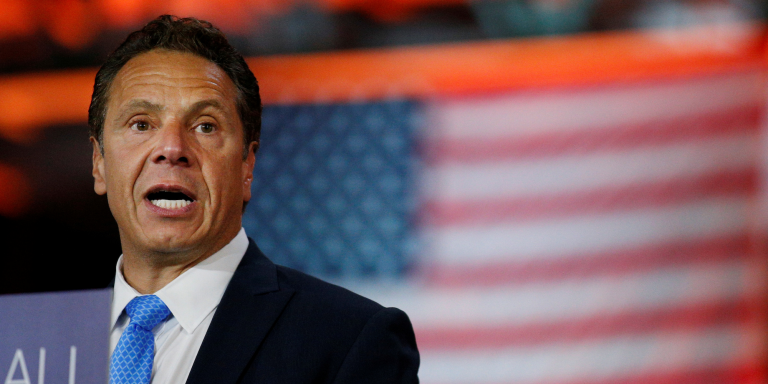 Cuomo restores voting rights to all 35,000 parolees in New York