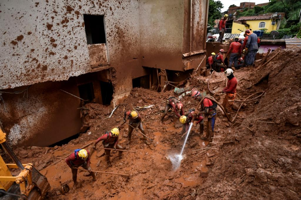 Death toll increases to 44 due to torrential rains in southeastern Brazil