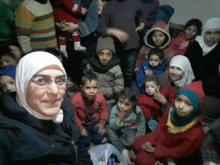 Eastern Ghouta: A mother's diary of life under siege