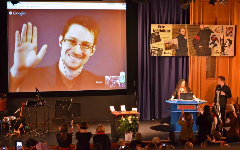 Edward Snowden: Public Ledger Is Bitcoin's Big Flaw