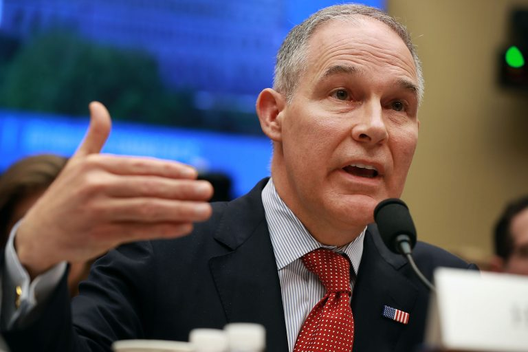 Embattled EPA head Pruitt faces more trouble