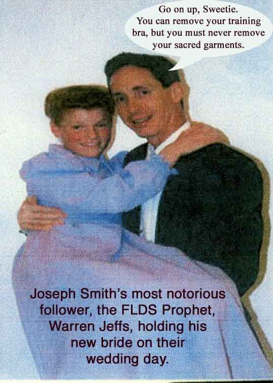 Eviction becomes 'sacred' for Warren Jeffs' polygamous sect