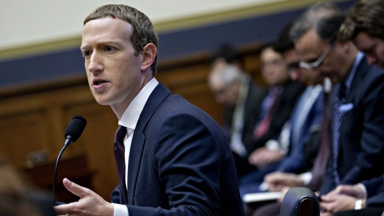 Facebook CEO 'open' to congressional testimony, regulation