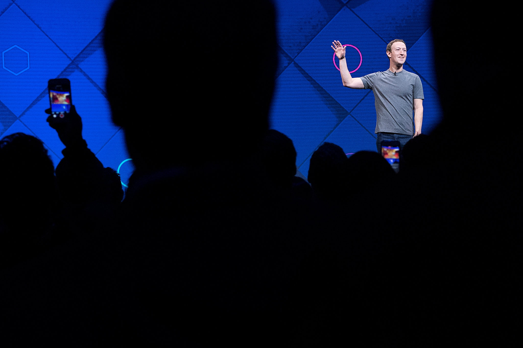 Facebook's Role in Data Misuse Sets Off Storms on Two Continents
