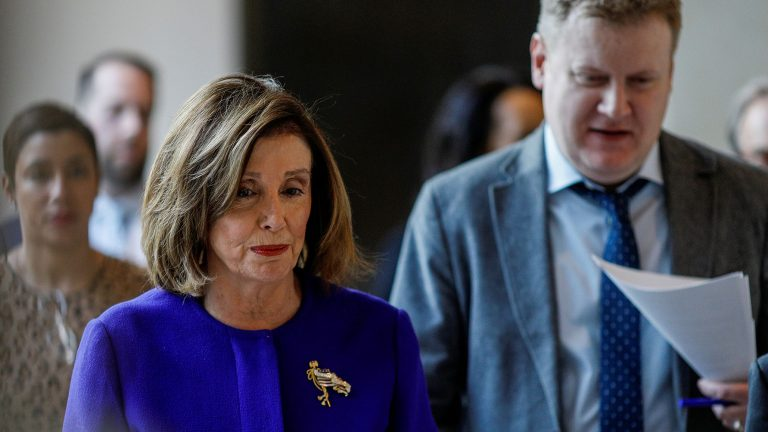 Facing GOP attacks, more Dem candidates ditch Pelosi