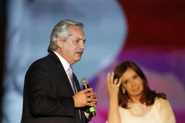 Fernández says that Argentina does not want to take off debt
