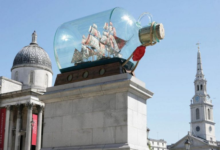 Fourth Plinth sculptures: Where are they now?