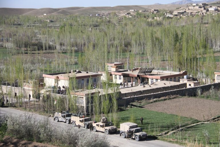 Ghazni Journal: When the Taliban Are at the Gates, a City Has One Choice: Pay Up