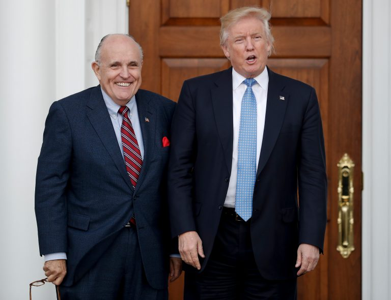 Giuliani clarifies comments about Trump, Stormy Daniels payment
