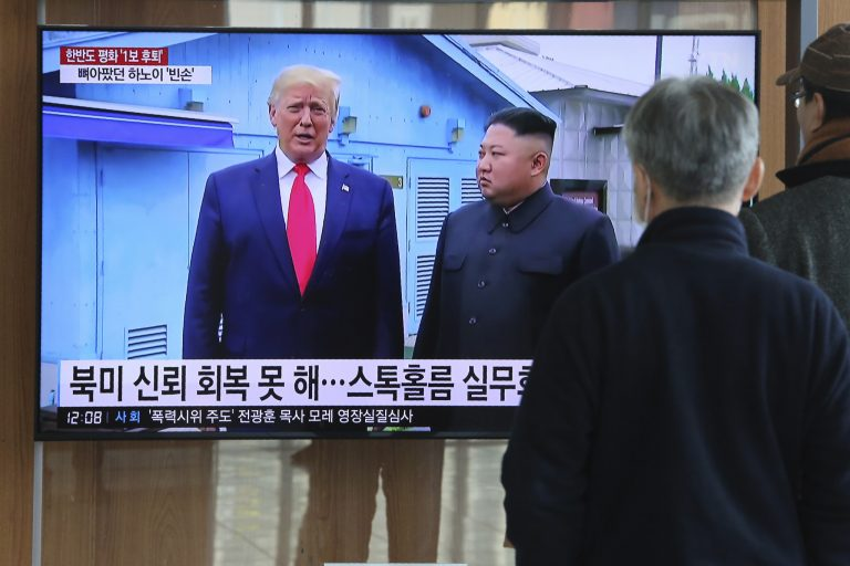 Giving up nuclear weapons is part of Kim Jong Un's bigger plan