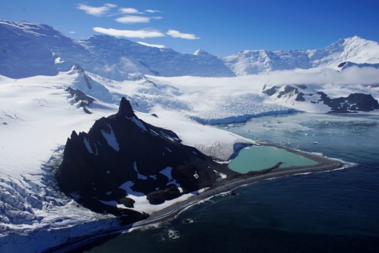 Glacial beauty on a journey to Antarctica
