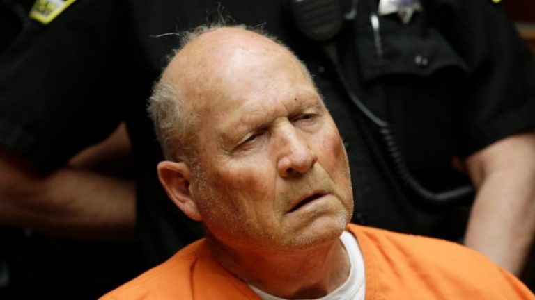 'Golden State Killer' suspect charged with four more murders