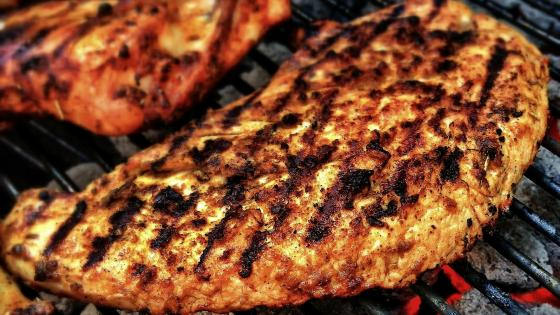 Grilling meat may raise high blood pressure risk