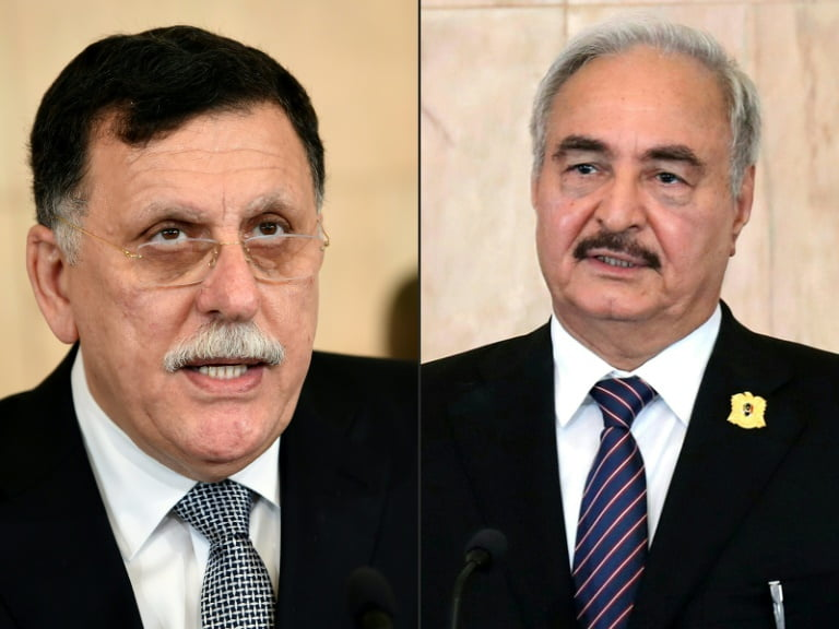 Haftar announces a ceasefire in western Libya from midnight from Saturday to Sunday