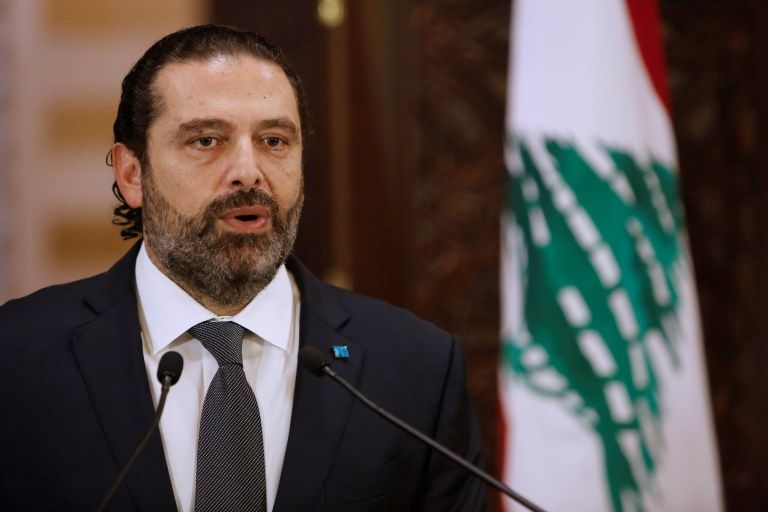 "Hariri demands the immediate formation of a new cabinet before ""the popular storm"""