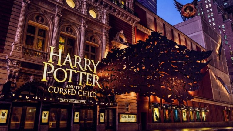 Harry Potter show opens on New York's Broadway