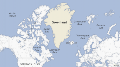 Inside NASA's investigation of a climate change hotspot in icy Greenland