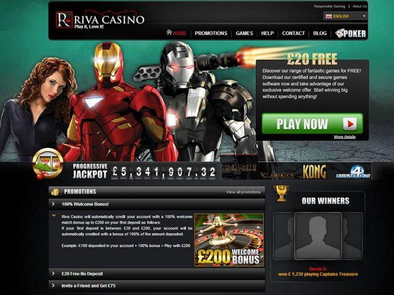 Invite your players to win big on Casino Riva