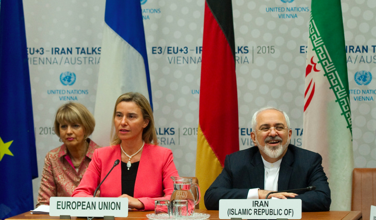 Iran will rethink cooperation with the IAEA if Europe does not respond to its nuclear agreement commitments