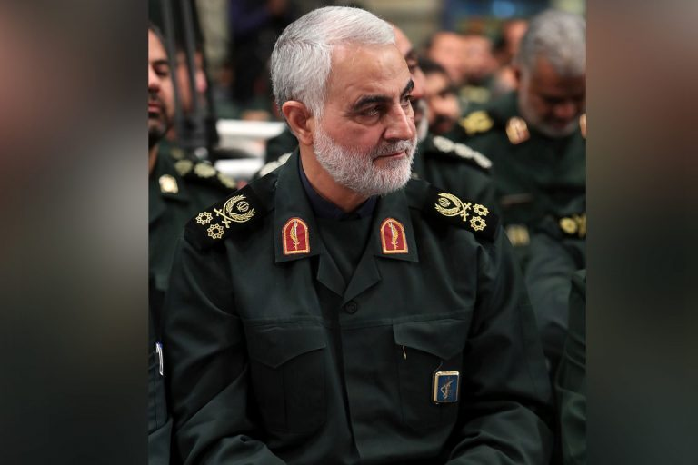 Iranian General Soleimani dies after an attack on Baghdad airport