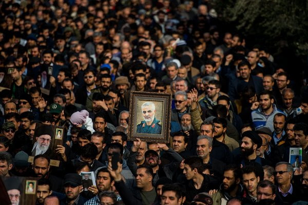 Iranians Fears Deeper Crisis as Trump Ends Nuclear Deal