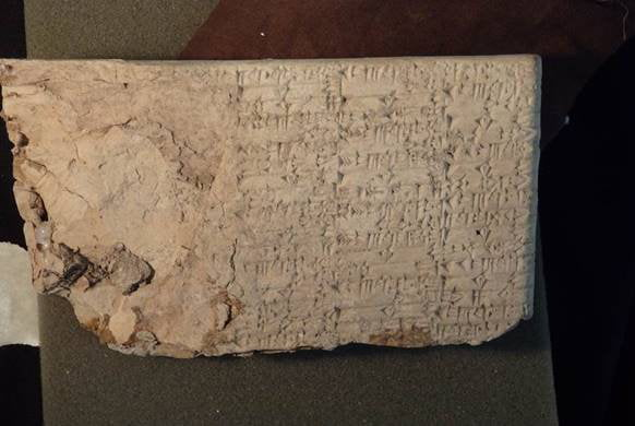 Iraqi Artifacts Once Bought by Hobby Lobby Will Return Home