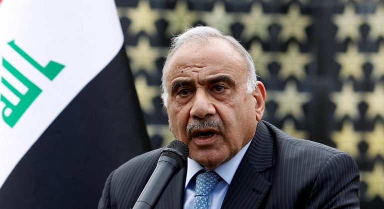 Iraq's prime minister promises the US ambassador that he will do everything possible to avoid a war