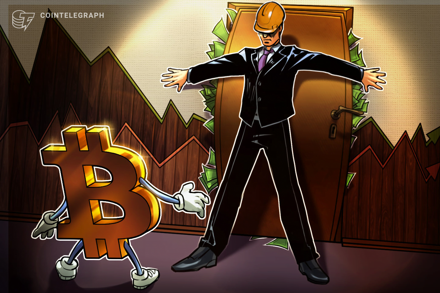 Is Bitcoin the best solution to the global pension crisis 2020 -2060?