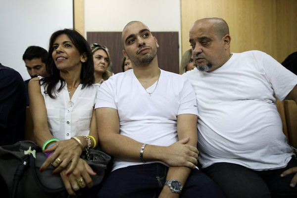 Israeli Soldier Convicted of Killing Wounded Palestinian Is Freed