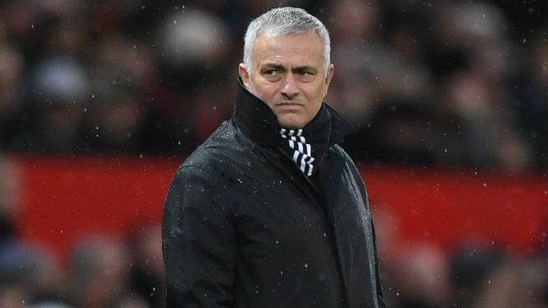 Jose Mourinho: Manchester United boss says Manchester City are practically impossible to follow