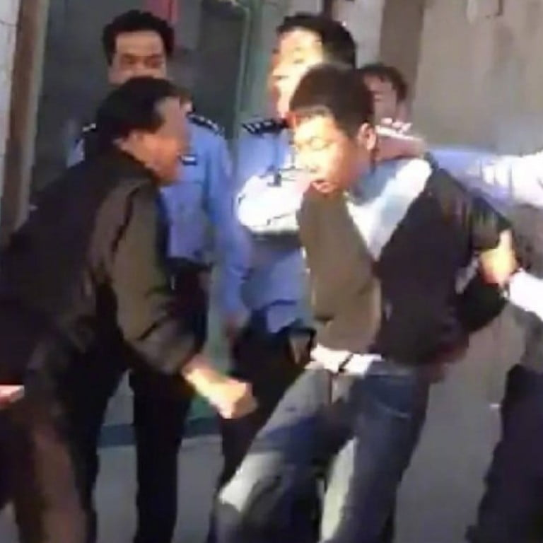 Knife Attack at Chinese Middle School Leaves Nine Children Dead
