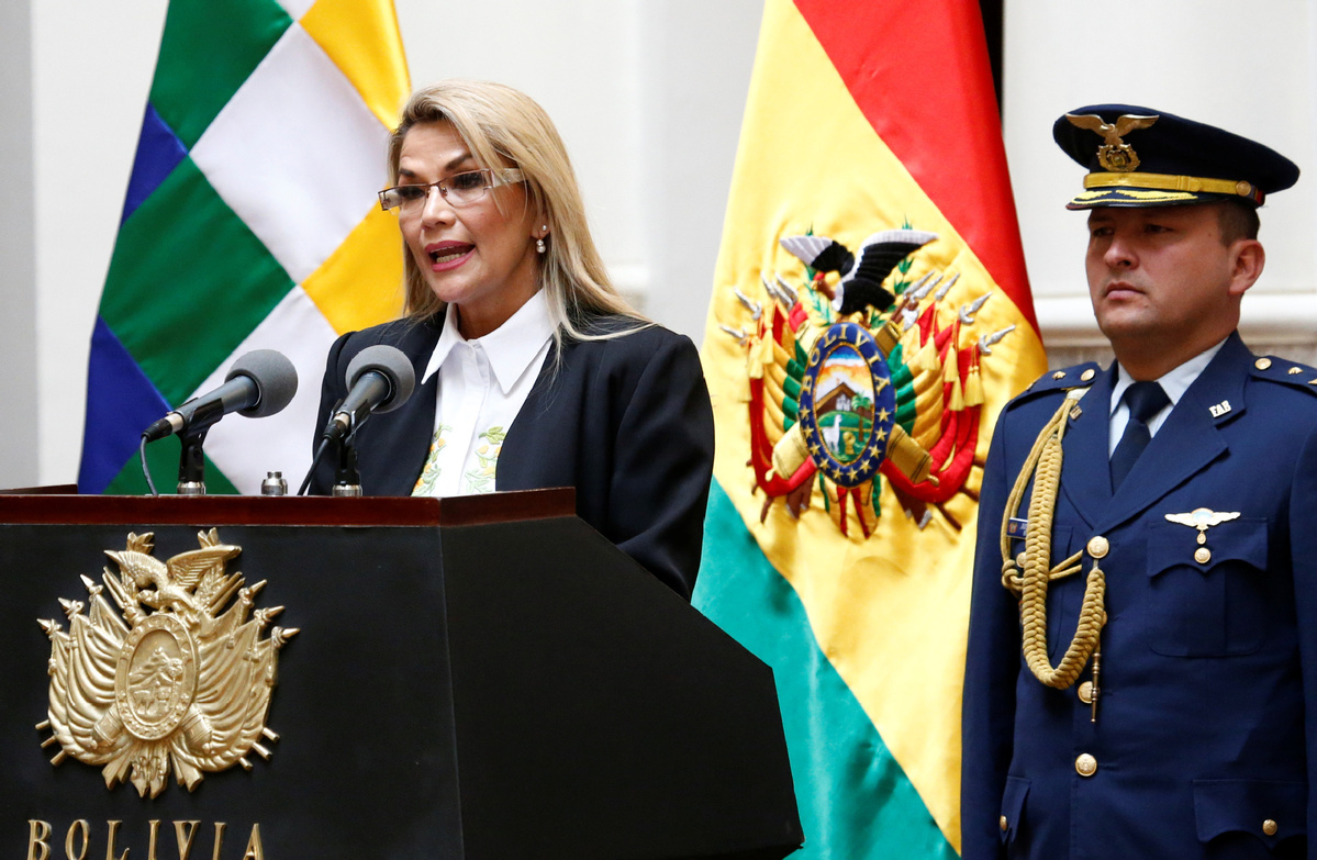 La Paz is replenished after the agreement reached by the Government of Áñez and the MAS in Bolivia