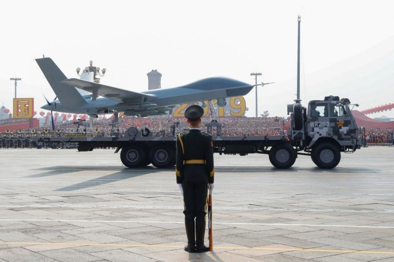 Lasers and Missiles Heighten U.S.-China Military Tensions