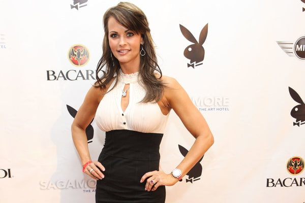 Lawyer says ex-Playboy model had sexual relationship with Trump