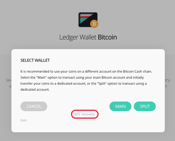 Ledger Wallet Users Can't Access Their Bitcoin Cash