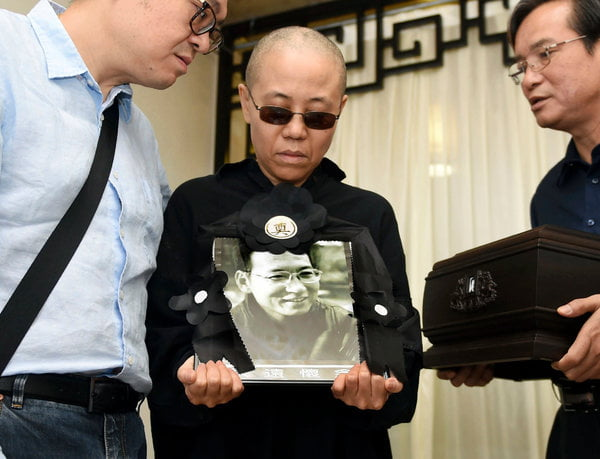 Liu Xia, in Call From China, Tells of the Agony of Endless Captivity