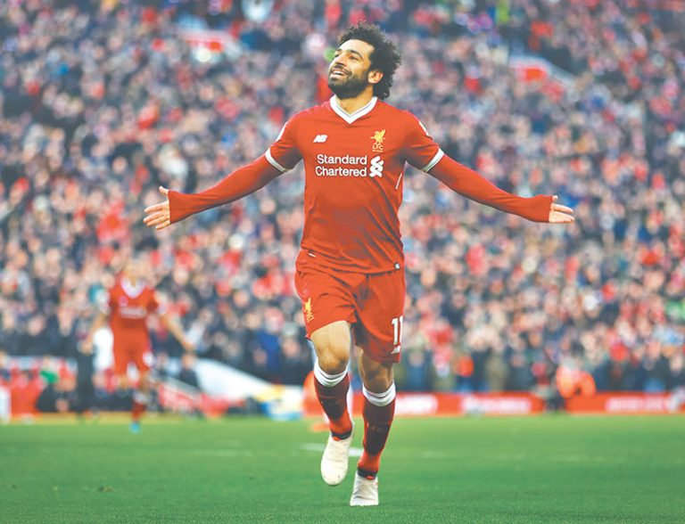 Liverpool's Mo Salah Breaks Down Cultural Barriers, One Goal at a Time