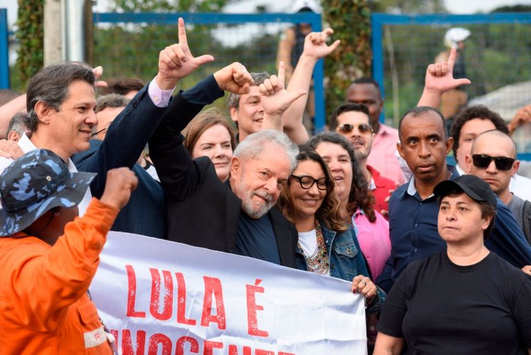 Lula da Silva compares the Government of Bolsonaro with Nazism