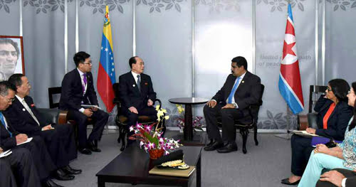"""Maduro criticizes the political """"lackeys"""" of Venezuela who """"kneel before the Colombian oligarchy"""""""