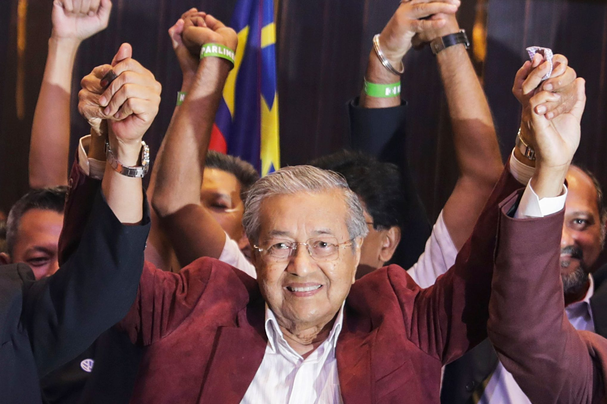 Malaysia's Election: What Happened, and What's Next