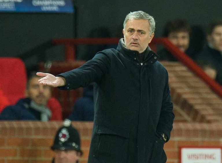 Manchester United: Jose Mourinho launches into 12-minute defence of Champions League record
