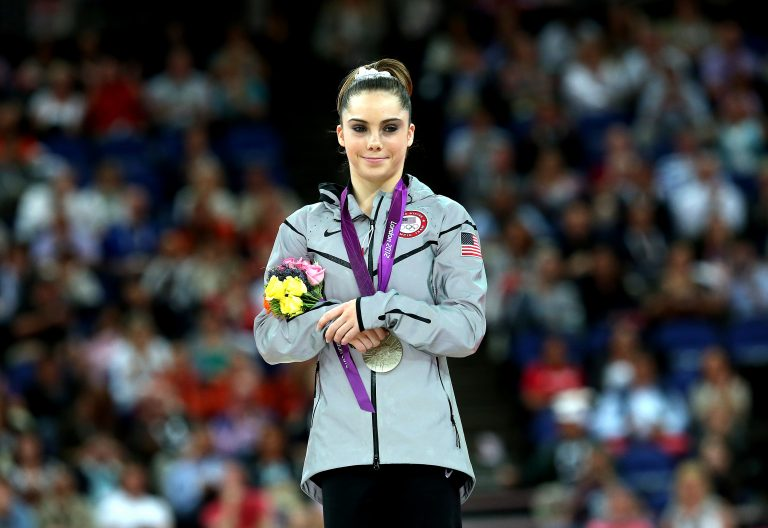 McKayla Maroney: Abuser groomed me with bread