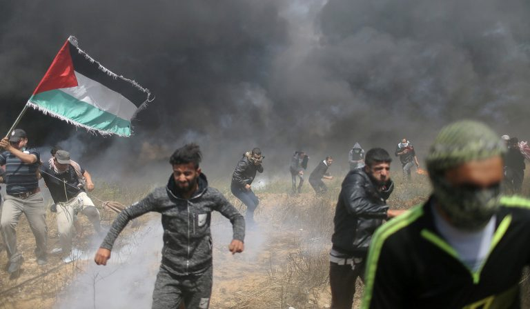Mike Pompeo Expresses Support for Israeli Response to Gaza Protests