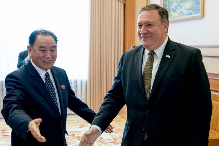 Mike Pompeo makes surprise visit to North Korea