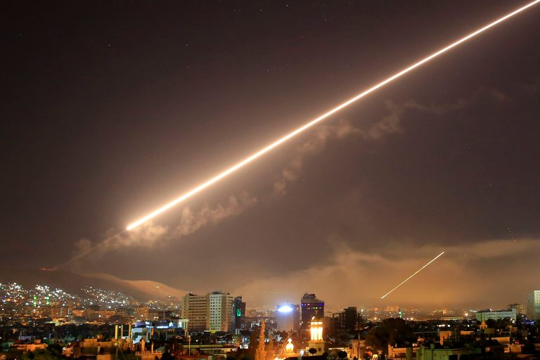 Missile Strikes Are Unlikely to Stop Syria's Chemical Attacks, Pentagon Says