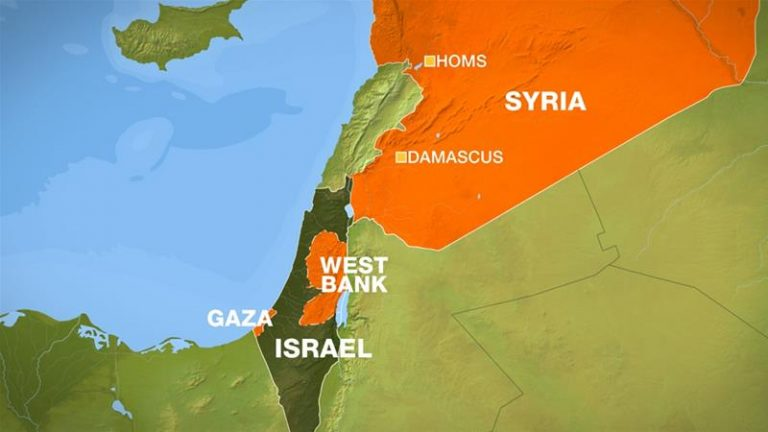 Missiles shot down over Syria airbases – reports