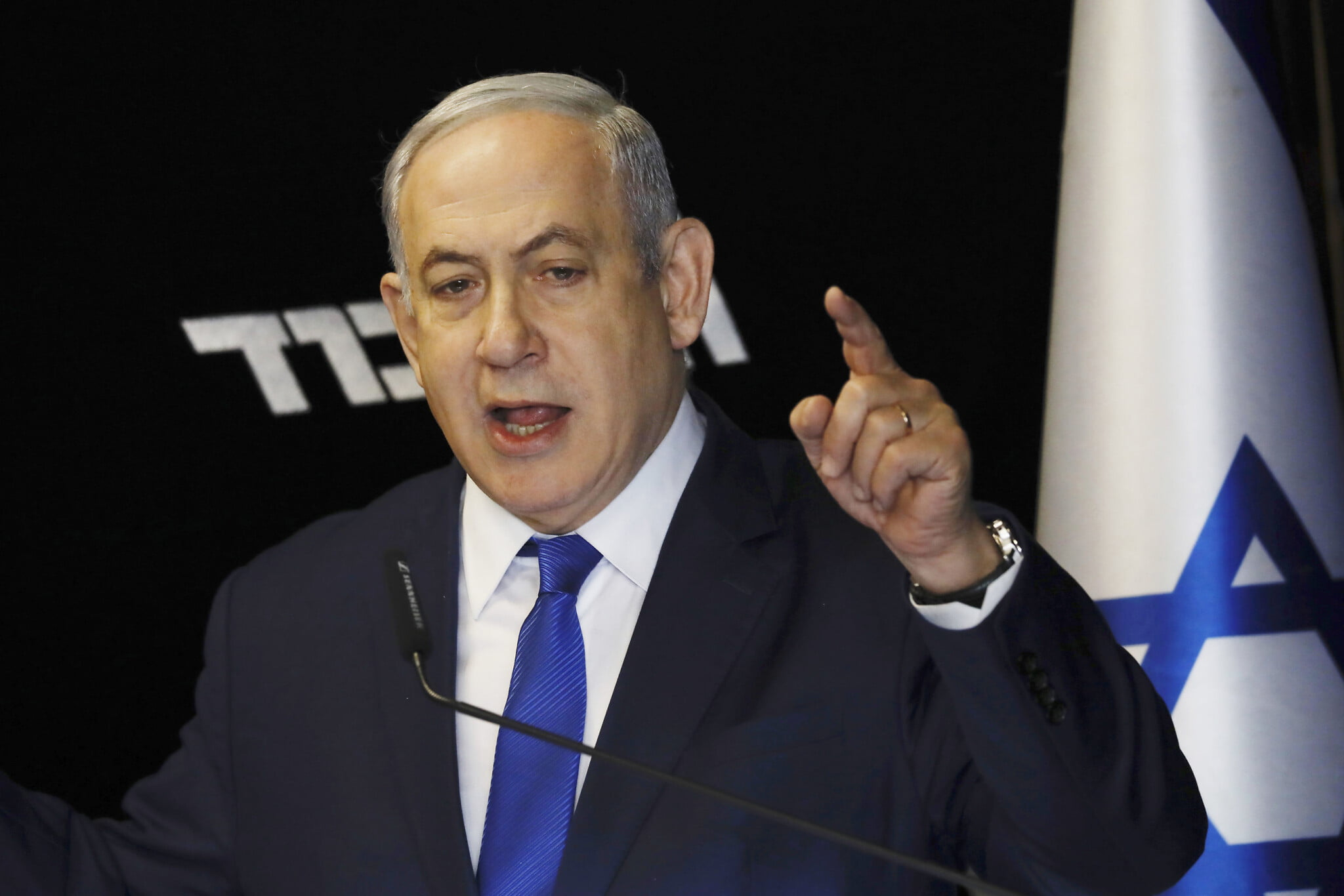 Netanyahu wins comfortably in the primaries of his party