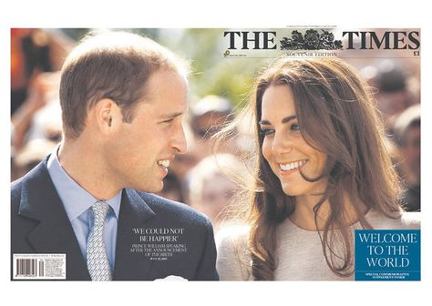 Newspaper headlines: Birth of royal baby celebrated