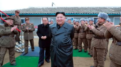 """North Korea conducts a trial """"of enormous importance"""" in Sohae that change á his """"strategic position"""""""