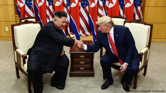 North Korea still sees no reason to meet with the United States despite the friendship between Trump and Kim